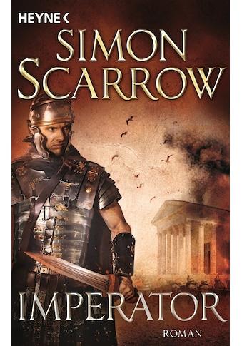 Buch »Imperator / Simon Scarrow, Norbert Jakober« kaufen