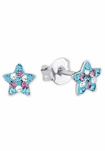 Prinzessin Lillifee Paar Ohrstecker »Stern, 2013175«, mit Kristallsteinen kaufen
