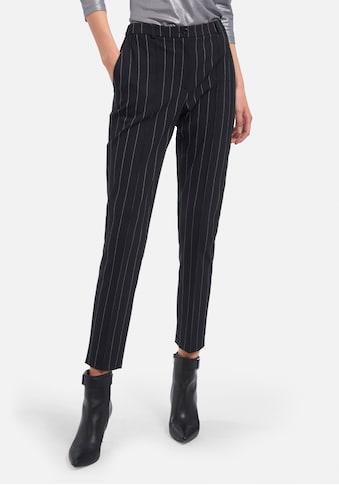Uta Raasch 7/8-Hose »Knöchellange Hose«, mit Bügelfalten kaufen