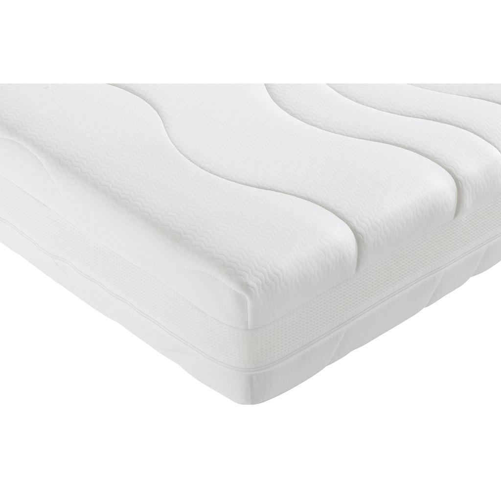 fan Schlafkomfort Exklusiv Komfortschaummatratze »Climasan Relax 1.000 S«, (1 St.)