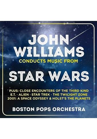 Musik-CD »Music From Star Wars / Williams,John« kaufen