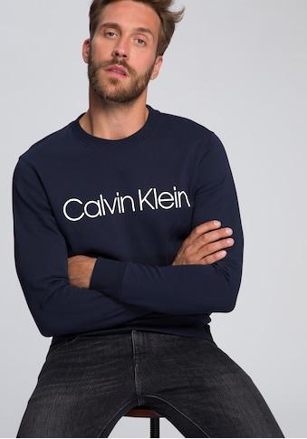 Calvin Klein Sweatshirt »COTTON LOGO SWEATSHIRT« kaufen