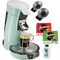 Senseo Kaffeepadmaschine »SENSEO® Viva Café HD6563/10«, inkl. Gratis-Zugaben im Wert von 14,- UVP