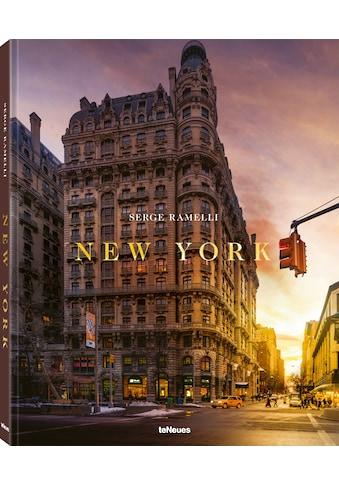 Buch »New York / Serge Ramelli« kaufen