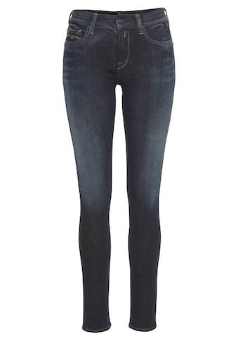 Replay Skinny-fit-Jeans »New Luz - Powerstretch«, mit Hyperflex+ Technologie für... kaufen