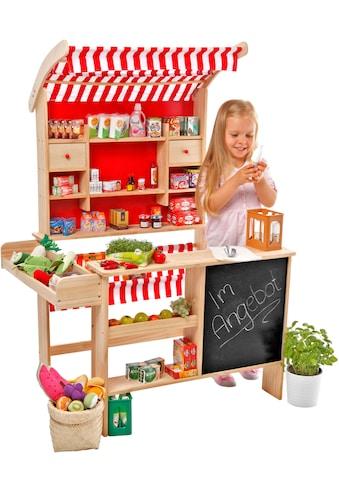 Tanner Kaufladen »Großer Marktstand« kaufen