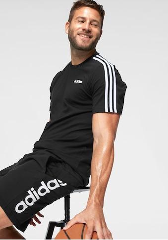 adidas Performance T - Shirt »ESSENTIALS 3 STRIPES TEE« kaufen