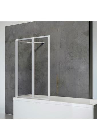 Schulte Badewannenfaltwand »Komfort«, mit Seitenwand kaufen