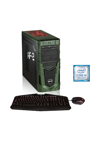 Hyrican Gaming PC i9 - 9900KF, 32GB, 480GB SSD, 1TB HDD, RTX 2080 SUPER »Military 6425« kaufen