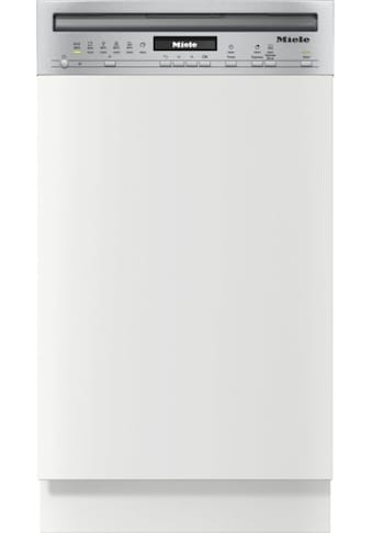 Integrierter Geschirrspüler, Miele, »G 5640 SCi SL« kaufen