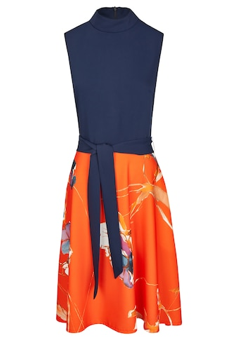 Daniel Hechter Modisches Kleid im floralen Design kaufen