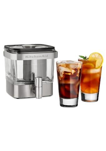 KitchenAid Kaffeebereiter »Cold-Brew 5KCM4212SX« kaufen