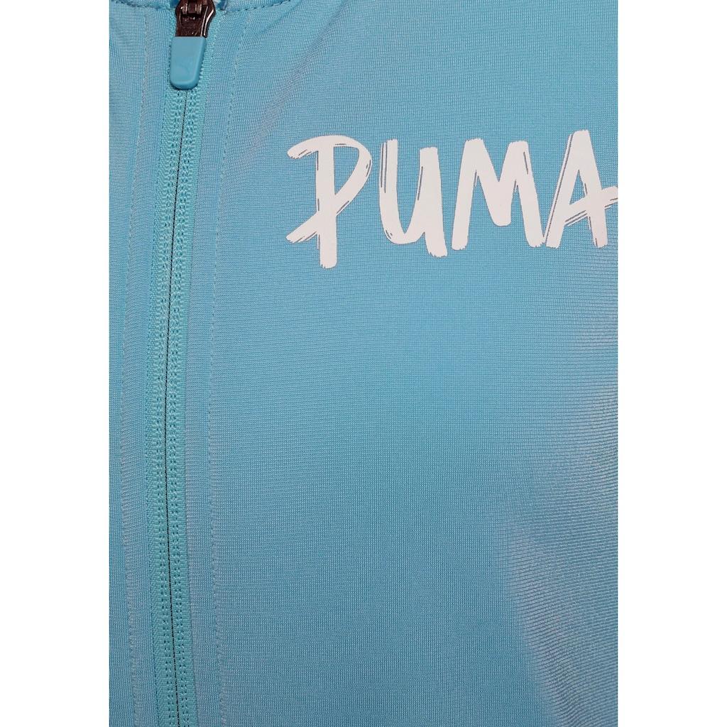 PUMA Trainingsanzug »POLY SUIT GIRLS« (Set, 2 tlg.)