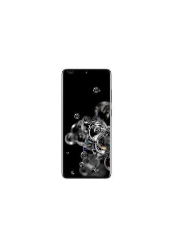 """Samsung Smartphone »Galaxy S20 Ultra 5G«, (17,44 cm/6,9 """" 128 GB Speicherplatz, 108 MP Kamera) kaufen"""