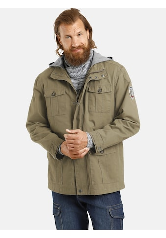 Jan Vanderstorm Fieldjacket »BERTELOT«, robuster Baumwoll-Canvas kaufen