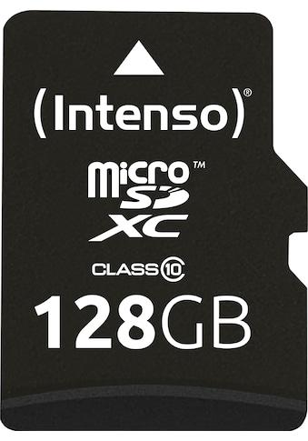 Intenso Speicherkarte »microSD Karte Class 10« kaufen