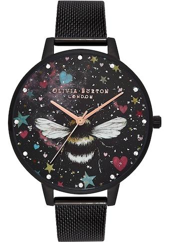 OLIVIA BURTON Quarzuhr »Night Garten, OB16WG87« kaufen