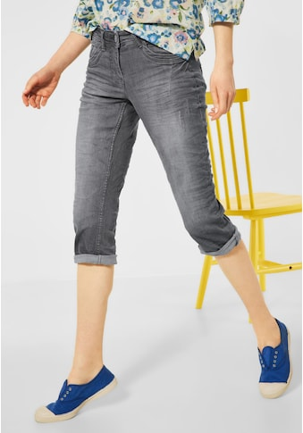 Cecil 3/4-Jeans, 5-Pockets Style kaufen