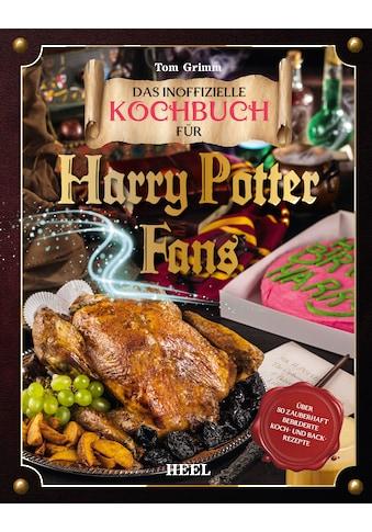 Buch »Das inoffizielle Kochbuch für Harry Potter Fans / Tom Grimm« kaufen