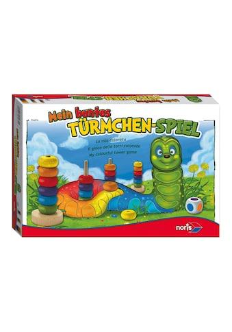 """Noris Spiel, """"Mein buntes Türmchenspiel"""" kaufen"""
