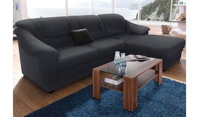 sit&more Ecksofa, wahlweise mit Bettfunktion, inklusive Federkern kaufen