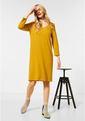 STREET ONE Jerseykleid, soft und trageangenehm kaufen