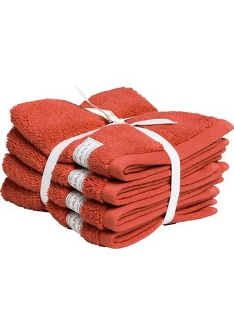 Gant Waschlappen »Organic Premium«, aus 100% Bio-Baumwolle kaufen