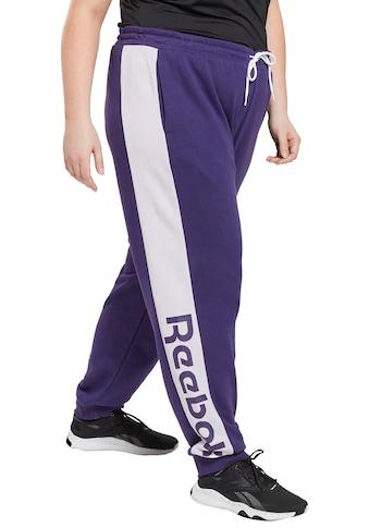 Reebok Jogginghose »TE Linear Logo FT P« kaufen
