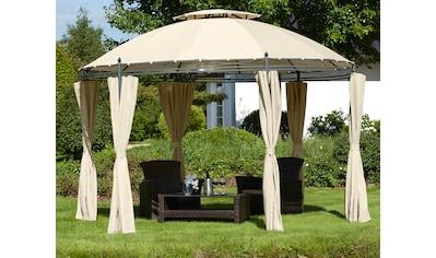 KONIFERA Pavillon »Tino«, BxT: 350 x 350 cm kaufen