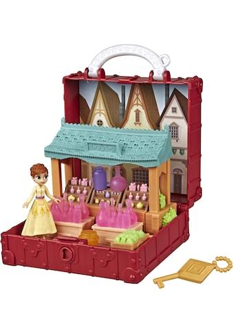 Hasbro Puppenhaus »Die Eiskönigin II, Pop-Up Abenteuer Dorfset Spielset«, mit Griff, inklusive Anna Puppe kaufen
