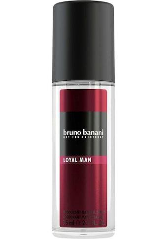 "Bruno Banani Deo - Spray ""Loyal Man"" kaufen"