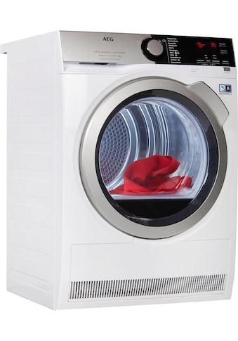 AEG Wärmepumpentrockner »T9DE78685«, mit 3D Scan - Technologie kaufen