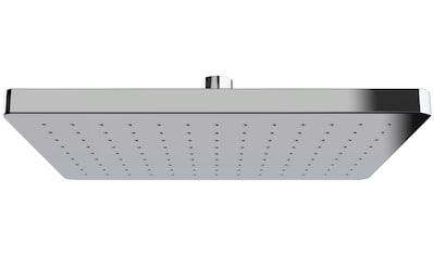 WENKO Regenduschkopf »Watersaving System«, Regenduschkopf Automatic Cleaning, 25 x 17 cm kaufen