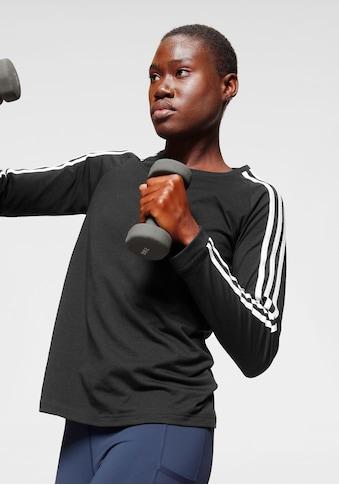 adidas Performance Langarmshirt »3 STRIPES LONGSLEEVE« kaufen