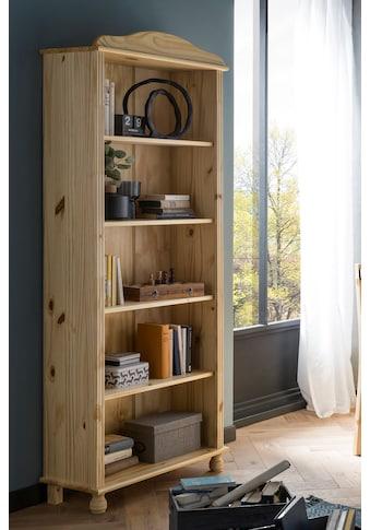 Home affaire Bücherregal »Chur«, mit gedrechselten Füßen kaufen