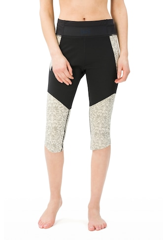 SUPER.NATURAL Funktionstights »W Motion ¾ Tights«, atmungsaktiver Merino-Materialmix kaufen