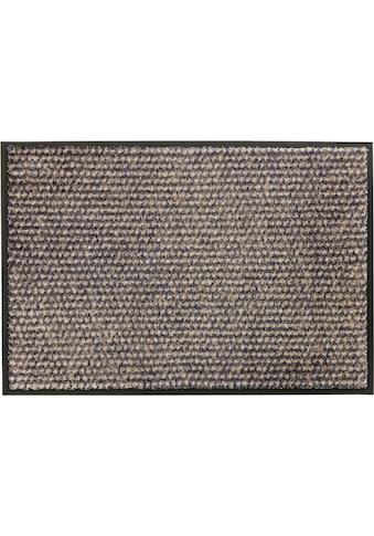 SCHÖNER WOHNEN-Kollektion Fußmatte »Miami 002 WM«, rechteckig, 7 mm Höhe,... kaufen