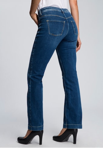 MAC Bootcut-Jeans »Dream Boot«, Hochelastisches Material in klassicher Bootcut-Form kaufen