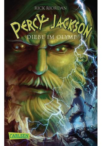 Buch »Percy Jackson - Diebe im Olymp (Percy Jackson 1) / Rick Riordan, Gabriele Haefs« kaufen
