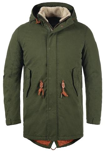 Blend Winterjacke »Netley«, Herren Winterjacke mit Kapuze kaufen