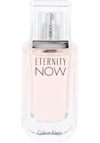 Calvin Klein Eau de Parfum »Eternity Now Her« kaufen
