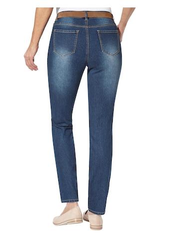 Ambria Jeans in modischer Waschung kaufen