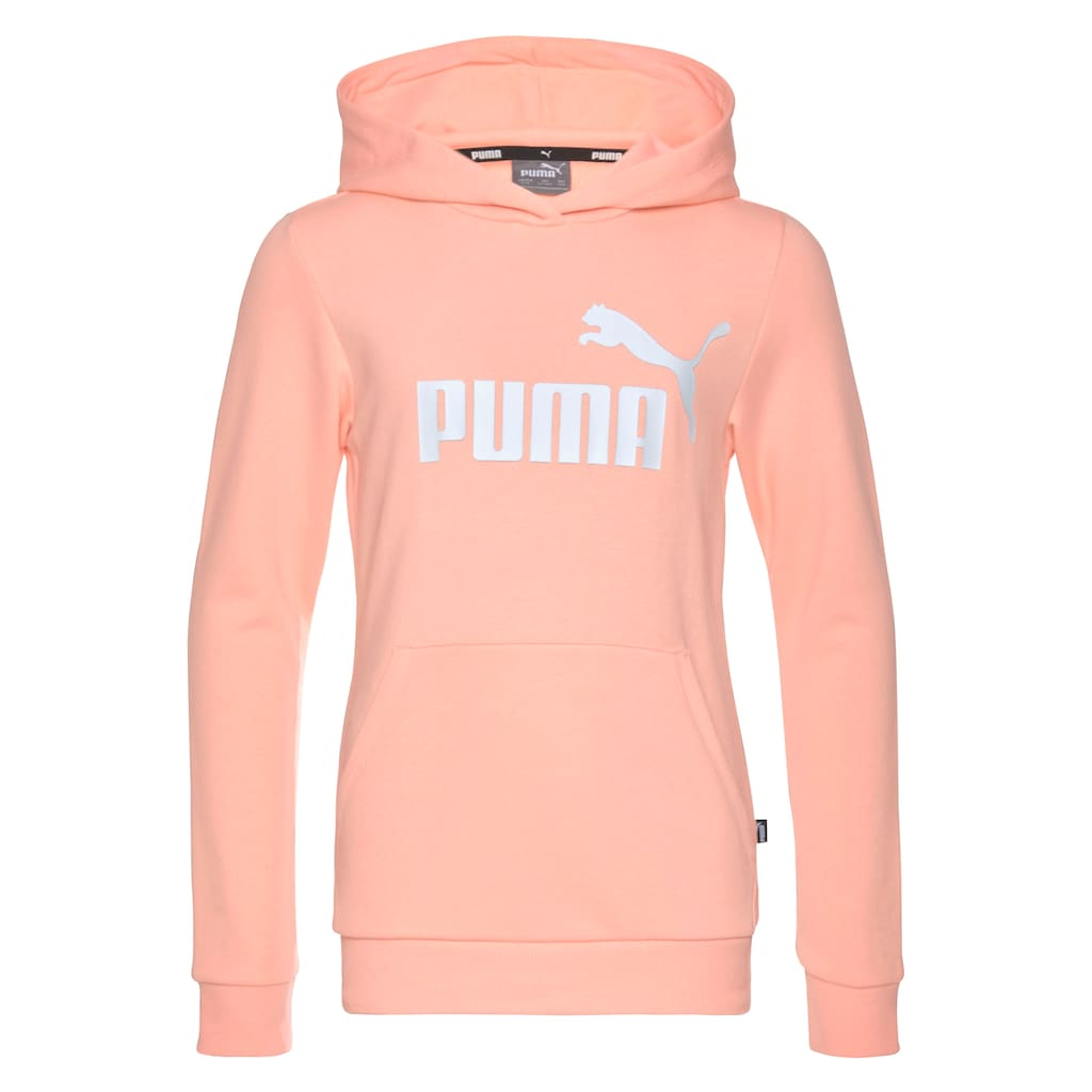 PUMA Kapuzensweatshirt »ESS Logo Hoodie TR G«
