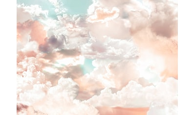 Komar Fototapete »Mellow Clouds«, bedruckt-realistisch-Motiv kaufen