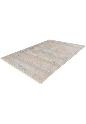 calo-deluxe Teppich »Rossa 500«, rechteckig, 5 mm Höhe, Vintage Optik, Wohnzimmer kaufen
