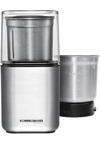 Rommelsbacher Kaffeemühle »EGK 200« kaufen