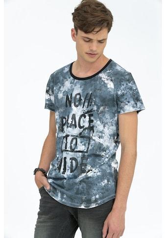 trueprodigy T-Shirt »No Place 2 Hide«, mit Statement-Print kaufen