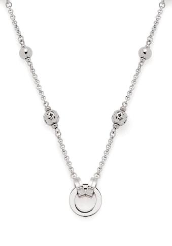 LEONARDO Charm-Kette »45 Sibilla Darlin's, 017083«, mit Glassteinen kaufen