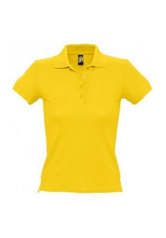 SOLS Poloshirt »People Damen Polo-Shirt, Kurzarm« kaufen