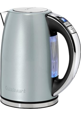 Cuisinart Wasserkocher »CPK17GE Multi Temp«, 1,7 l, 3000 W, mit 4 Temperaturstufen von... kaufen